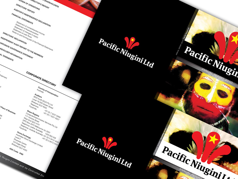 Work for Pacific Niugini.