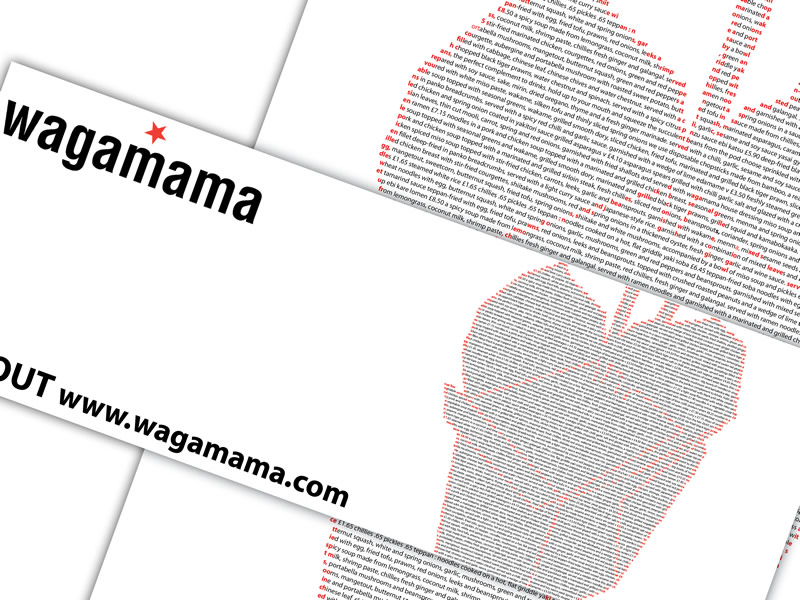 Wagamama Design Competition Entry.
